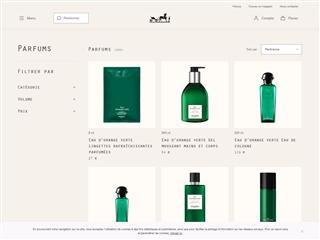 Hermès : Parfums