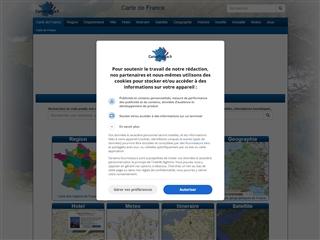 CartesFrance.fr