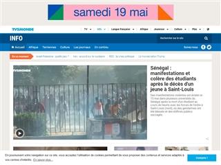 TV5 Monde : Information