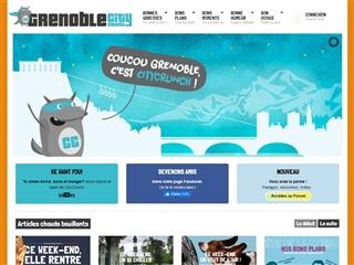 CityCrunch : Grenoble