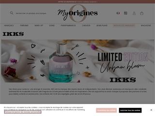 Origines Parfums : IKKS