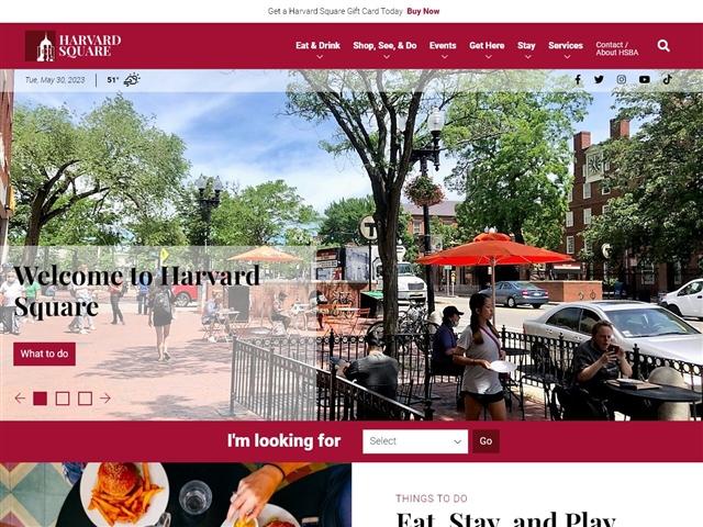 Harvard Square