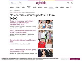 Au Féminin : Album Photos