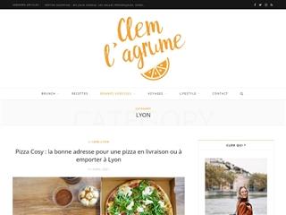 Clem l'Agrume : Bonnes Adresses Lyon
