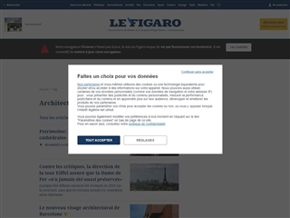 Le Figaro : Architecture