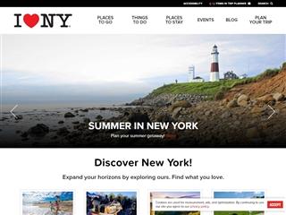 Office de tourisme de l'État de New York