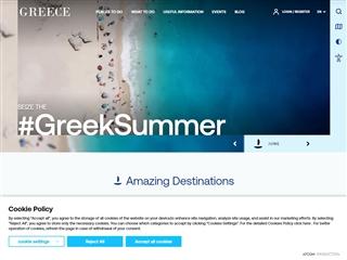 Office de Tourisme grec