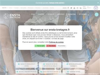 École nationale supérieure des techniques avancées Bretagne (ENSTA Bretagne)
