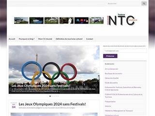 Nouveau Tourisme Culturel : Le Blog