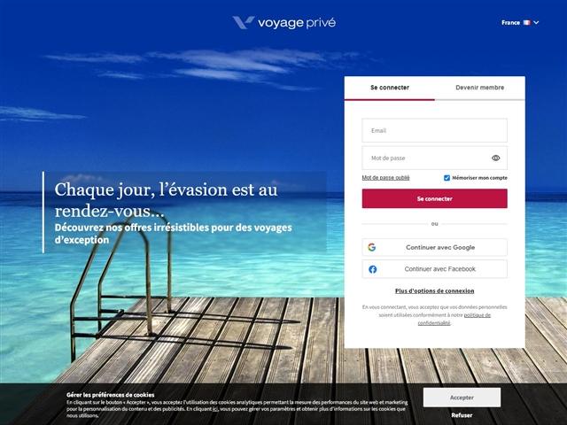 VoyagePrivé.com