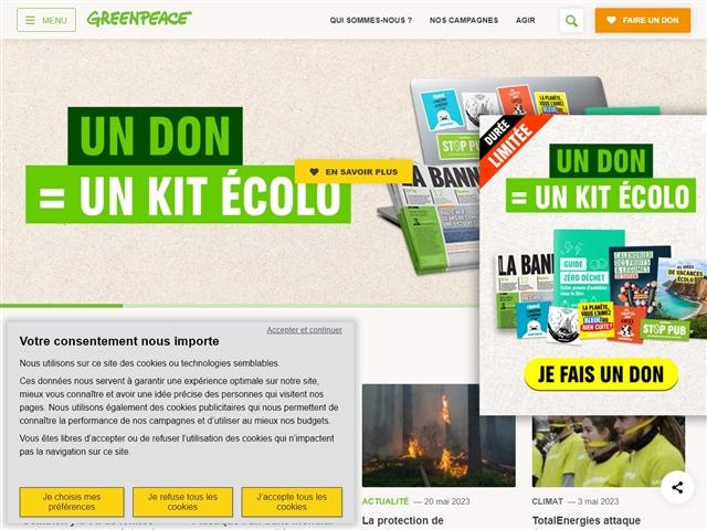 Greenpeace France