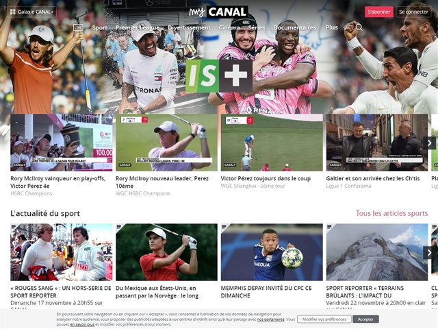 Infosport+