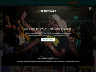 Bronx Zoo (USA)