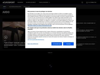 Eurosport : Judo