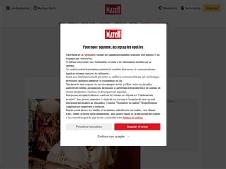 Paris Match : Mode