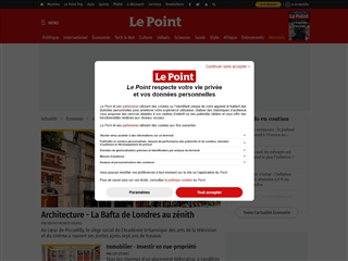 Le Point : Immobilier
