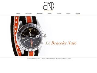Bracelet NATO