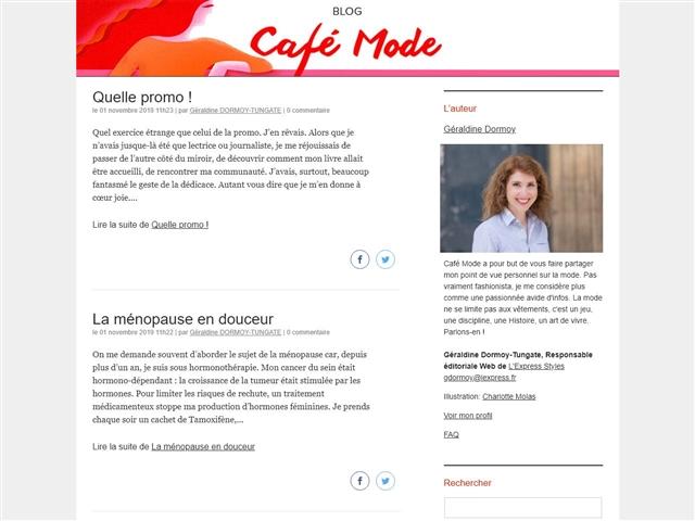 Café Mode