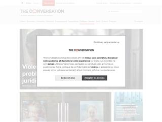 The Conversation : Politique