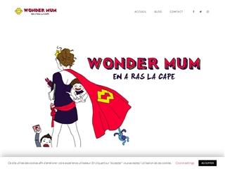 Wonder Mum