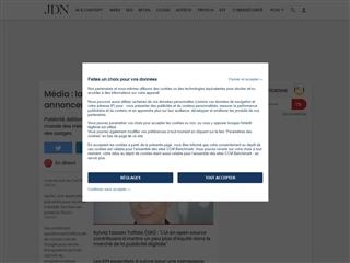 Le Journal du Net : Médias