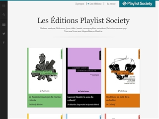 Playlist Society : Musique