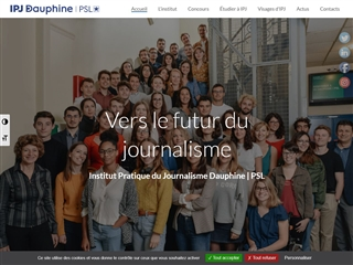 Institut pratique de journalisme (IPJ)