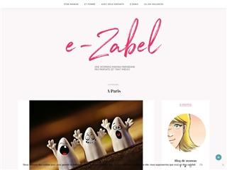 E-zabel : Enfants à Paris