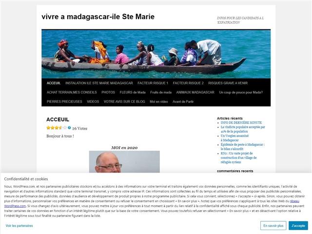 Vivre à Madagascar