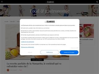 Les Eclaireuses : Bien-être / Food