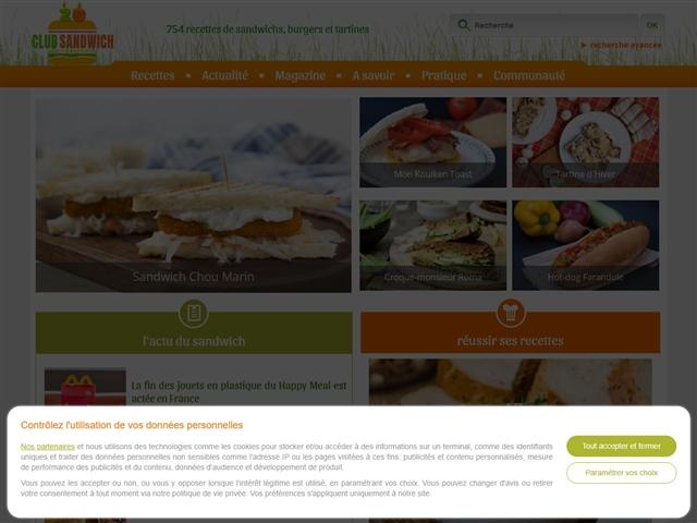 Club-Sandwich.net
