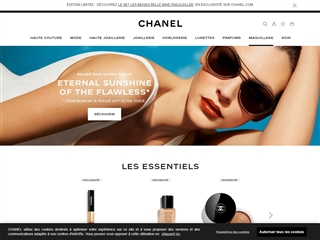 Chanel : Maquillage