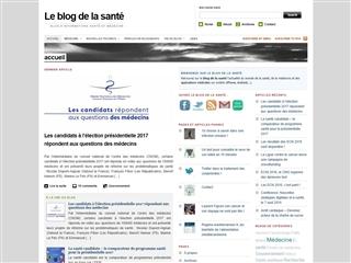 Le blog de la santé