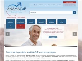 Anamacap (Association nationale les malades du Cancer de la Prostate)