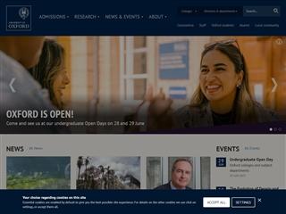 Université d'Oxford