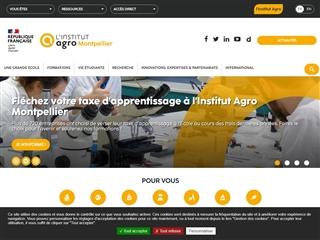 École nationale supérieure agronomique de Montpellier (ENSAM ou Montpellier Supagro)