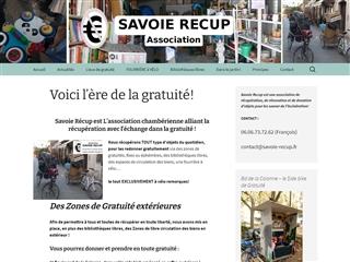 SAVOIE RECUP - ASSOCIATION