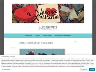 Aurore in Paris