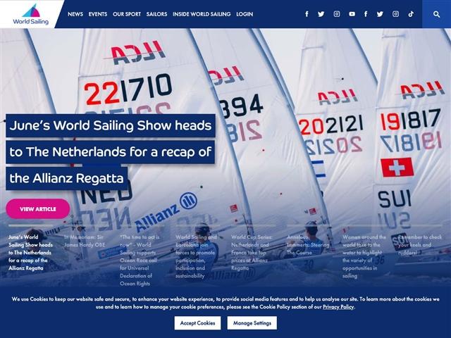 International Sailing Federation - ISAF