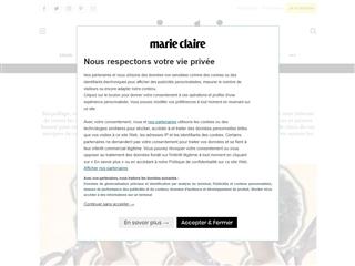 Marie Claire : Beauté