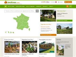 Guide des Parcs et Jardins de France