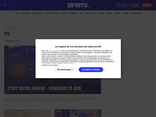 BFM TV : Télé