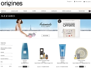 Origines Parfums : Azzaro