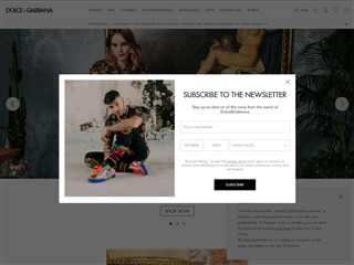 Dolce & Gabbana : Maroquinerie