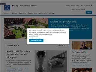 Institut Royal de Technologie (KTH)