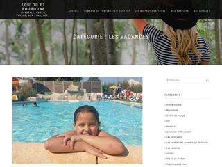 Loulou et Bouboune : Vacances