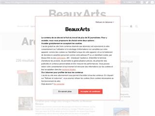 Beaux arts : Architecture