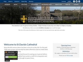 Cathédrale Saint-David