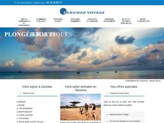 Zanzibar Voyages