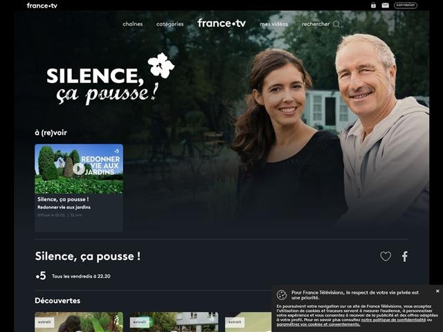 France 5 : silence, ça pousse !
